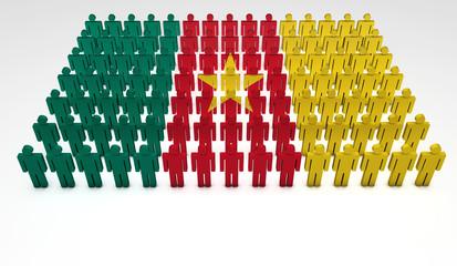 Cameroon Parade