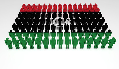 Libya Parade