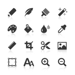 Toolbar Icons – Image Processing