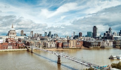 London Panorama view