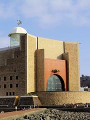 Alfredo Kraus Auditorium in Las Palmas, Gran Canaria
