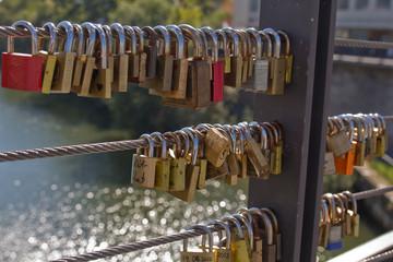 Love Padlocks - Love Locks