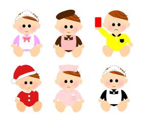 コスプレ 赤ちゃん