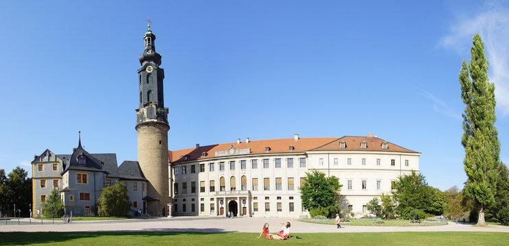 Weimar city castle, Residenzschloss