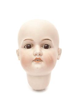 porcelain head dolls