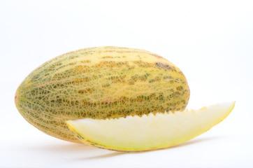 juicy ripe melon
