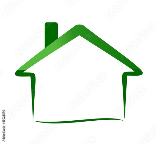 """house - logo vector"" Stock image and royalty-free vector ..."