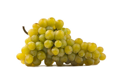 Cluster of White Muscat Grapes