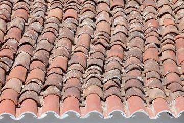 Traditionelles Dach - Menorca - Spanien
