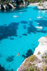 Spanien - Menorca - Cala Macarelleta