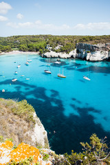 Urlaub in Spanien - Cala Macarella - Menorca