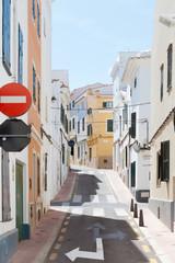 Streets of Mao - Menorca