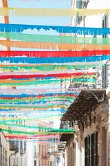 Feiern in Spanien - Mao - Menorca
