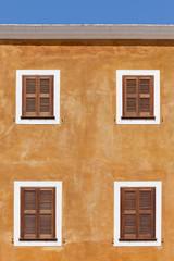 Fassade - Mahon - Mao - Menorca
