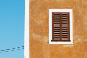 Fassade - Menorca - Balearen