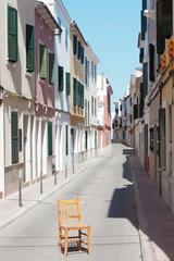 Take a seat, please - Menorca, Spanien