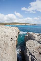 Klippen von Es Talaier - Menorca - Spanien