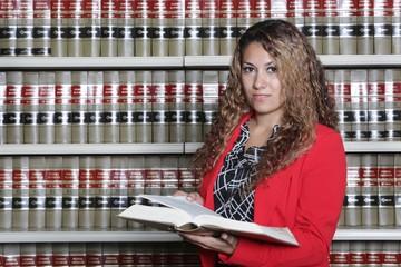 Female Hispanic Lawyer