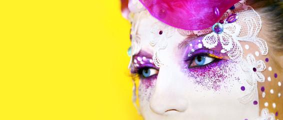 Глаза карнавала.