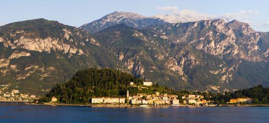 Bellagio, in the Italian Lakes, Panorama