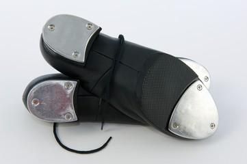 Black Tap Shoes Upsidedown