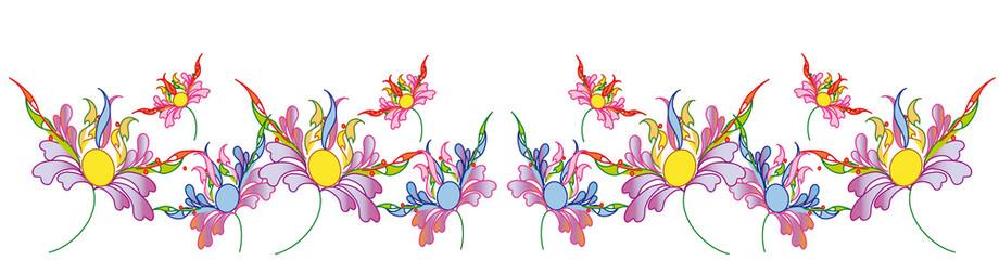 flower, decorative pattern
