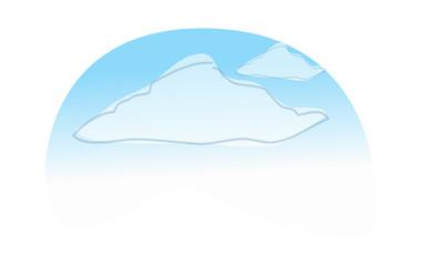 icon sky