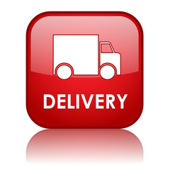 DELIVERY Web Button (free home service transport order shopping)