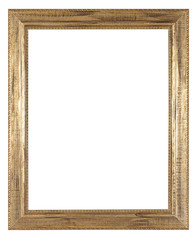 ancient wooden frame