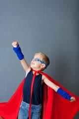 supermann hebt ab
