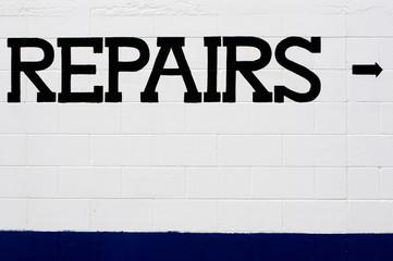 Repairs services