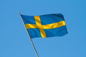 Swedish flag.