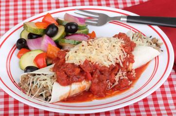 Sausage Enchilada