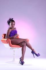 african beauty woman