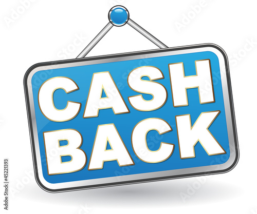 how to get cash back