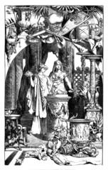 Antiquity Rome : Vestals (virgin Priestess of Vesta)