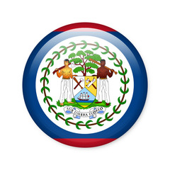 Belize - Button