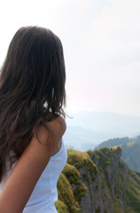 Trekking Woman