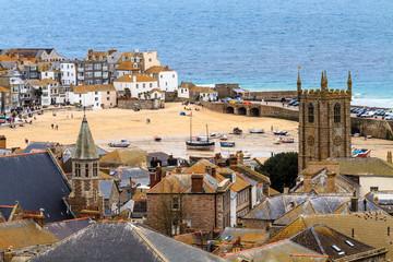 St. Ives Cornwall, UK