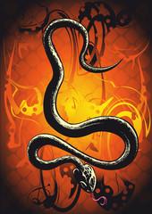 snakeorange