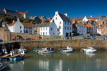 Crail Harbour,  East Neuk of Fife, Scotland