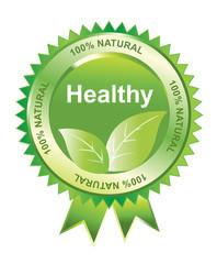Healthy seal, illustration