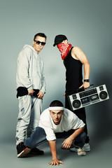 hip hop band