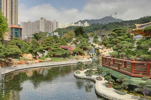 Jardin de bonsai hong kong fotos de archivo e im genes for Jardin hong kong