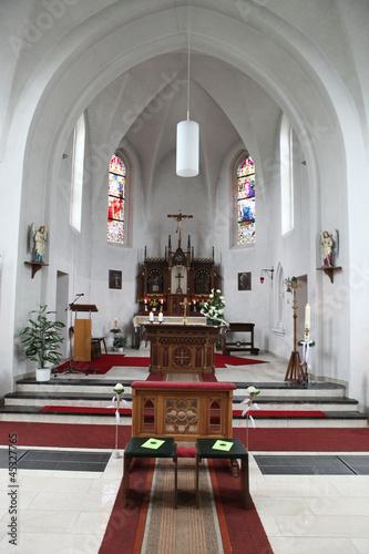 Dekoration Kirche Hochzeit Stockfotos Und Lizenzfreie Bilder Auf