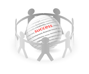 People and succes