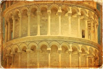 Torre di Pisa, Toscana, Italia