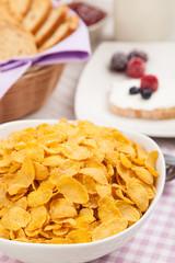 Healthy breakfast cereal