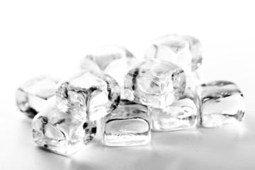 Deurstickers In het ijs Eiswürfel