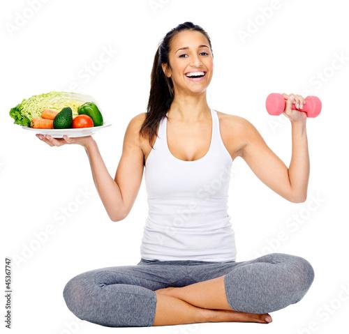 Похудеть без лекарств и физических нагрузок